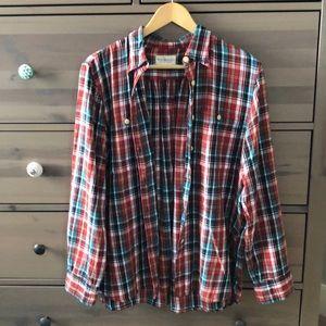 Denim & Supply Ralph Lauren Flannel Shirt